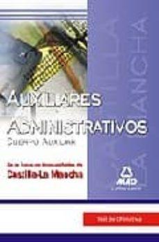 Padella.mx Auxiliares Administrativos (Cuerpo Auxiliar) De La Junta De Comun Idades De Castilla La Mancha. Test De Ofimatica Image