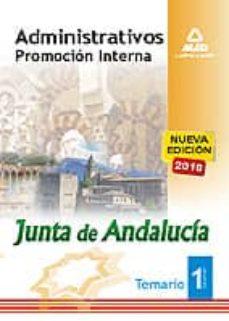 Curiouscongress.es Administrativos De La Junta De Andalucia. Promocion Interna. Tema Rio Vol. I Image