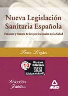 Followusmedia.es Nueva Legislacion Sanitaria Española. Presente Y Futuro De Los Pr Ofesionales De La Salud Image