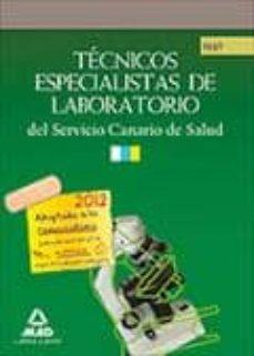 Yumara.it Tecnicos Especialistas De Laboratorio Del Servicio Canario De Sal Ud/hospital Universitario De Canarias: Test Image