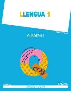 Garumclubgourmet.es Llengua 1. Quadern 1. 1º Primer Ciclo Image