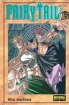 fairy tail vol. 15-hiro mashima-9788467902136