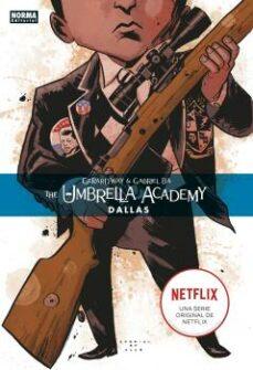 the umbrella academy 2: dallas-9788467934236