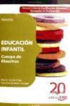 Inmaswan.es Cuerpo De Maestros. Educacion Infantil. Temario Image