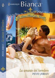 la amante del heredero (ebook)-penny jordan-9788468714936