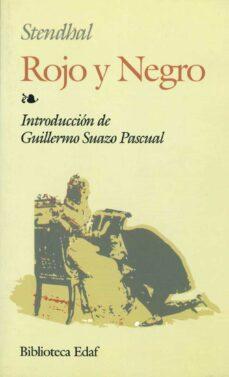 rojo y negro (6ª ed.)-9788471662736