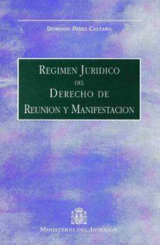 Costosdelaimpunidad.mx Regimen Juridico Del Derecho De Reunion Y Manifestacion Image