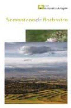 somontano de barbastro (incluye mapa 1:125,000)-9788483218136
