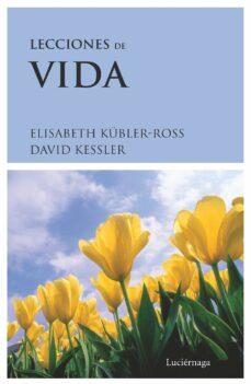 lecciones de vida (8ªed)-elisabeth kubler-ross-9788489957336