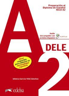 Descargas gratuitas de audiolibros digitales PREPARACION AL DELE A2: LIBRO DEL ALUMNO