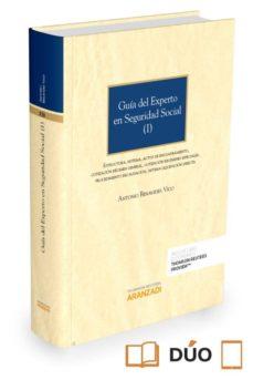 guía del experto en seguridad social (i)-antonio benavides vico-9788491521136