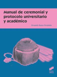 Inmaswan.es Manual De Ceremonial Y Protocolo Universitario Y Académico Image