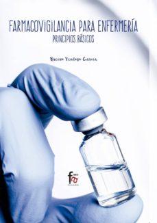 Descarga de libro completo gratis FARMACOVIGILANCIA PARA ENFERMERIA en español de BREIXO VENTOSO GARCIA