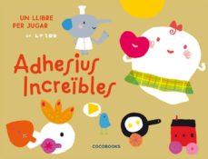 Chapultepecuno.mx Adhesius Increibles (Un Llibre Per Jugar) Image