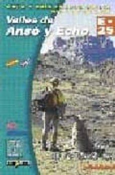 Chapultepecuno.mx Valles De Anso Y Echo (Mapa Y Guia Excursionista) Image