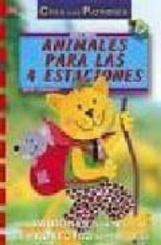 Descargas de libros electrónicos gratuitos de Epub ANIMALES PARA LAS 4 ESTACIONES (CREA CON PATRONES) de BIRGIT UTERMACK