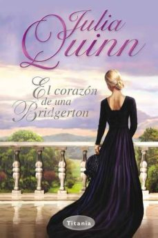 el corazon de una bridgerton-julia quinn-9788496711136