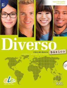 Descarga gratuita de libros electrónicos para Android DIVERSO BASICO ALUMNO ePub PDF PDB