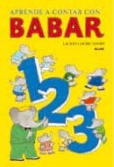 aprende a contar con babar-jean de brunhoff-9788498011036