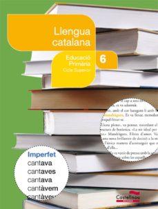 Emprende2020.es Llengua Catalana 6 (Ll+cd) (Projecte Sbb) Image