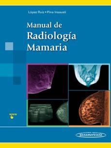 Descargar epub ebooks para ipad MANUAL DE RADIOLOGÍA MAMARIA