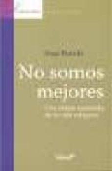 Chapultepecuno.mx No Somos Mejores. Una Vision Renovada De La Vida De La Iglesia Image