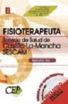 Asdmolveno.it Oposiciones Fisioterapeuta Servicio De Salud De Castilla-la Manch A (Sescam). Temario (Vol. I) Image