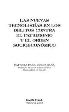 Emprende2020.es Las Nuevas Tecnologias En Los Delitos Contra El Patrimonio Y El Orden Socioeconomico Image