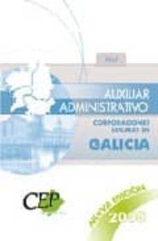 Lofficielhommes.es Test Oposiciones Auxiliar Administrativo Corporaciones Locales De Galicia Image