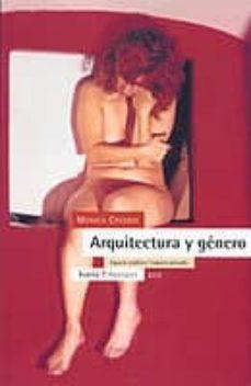 arquitectura y género (ebook)-monica cevedio-9788498882636