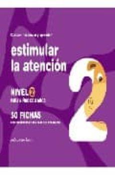 estimular la atencion 2: para niños de 3 años-jesus jarque garcia-9788498960136