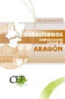 Javiercoterillo.es Subalternos De Corporaciones Locales De Aragon. Test Y Supuestos Practicos Image