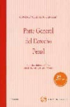 Emprende2020.es Parte General Del Derecho Penal (3ª Ed.) Image