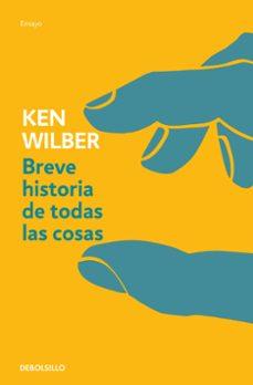 breve historia de todas las cosas-kem wilber-9788499086736