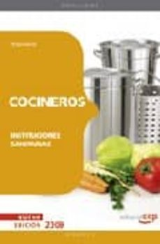 Bressoamisuradi.it Cocineros De Instituciones Sanitarias: Temario Image
