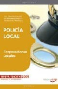 Geekmag.es Policia Local. Test Psicotecnicos, De Personalidad Y Entrevista P Ersonal Image