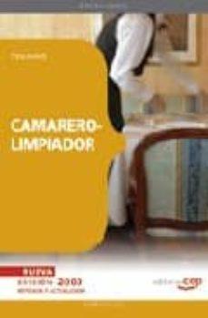 Upgrade6a.es Camarero-limpiador. Temario Image