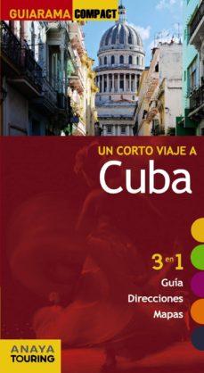 Padella.mx Un Corto Viaje A Cuba 2014 (Guiarama Compact) Image