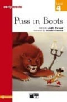 puss in boots. book audio @-john percival-9788853006936