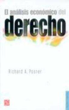 el analisis economico del derecho-richard a. posner-9789681651336