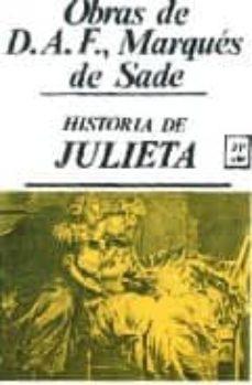 historia de julieta-marques de sade-9789707130036