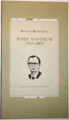 Padella.mx Mare Nostrum (1963-2003) Image