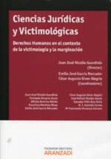 Javiercoterillo.es Ciencias Juridicas Y Victimologia. Derechos Humanos En El Context O De La Victimologia Y La Marginacion Image