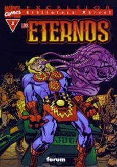 Titantitan.mx Los Eternos Nº 3 (Biblioteca Marvel) Image