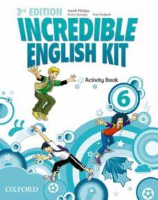 incredible english kit 6 ab 3 ed-9780194443746