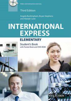 Ebook descargar gratis pdf italiano INTERNATIONAL EXPRESS ELEMENTARY. STUDENT S BOOK + CD (3RD ED.)  de  in Spanish