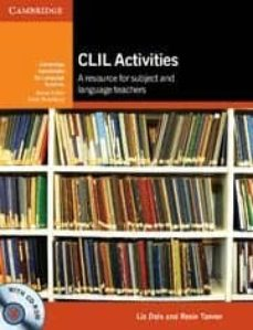 Descargar libro gratis para android CLIL ACTIVITIES (CD-ROM) 9780521149846 in Spanish de  iBook CHM