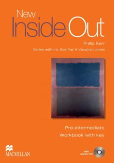 new inside out pre-intermediate workbook pack with key-9781405099646
