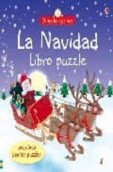 Enmarchaporlobasico.es La Navidad Libro Puzzle Image
