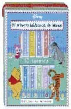 Permacultivo.es Mi Primera Biblioteca De Pooh (12 Cuentos En Cofre-regalo) (Winni E The Pooh) Image